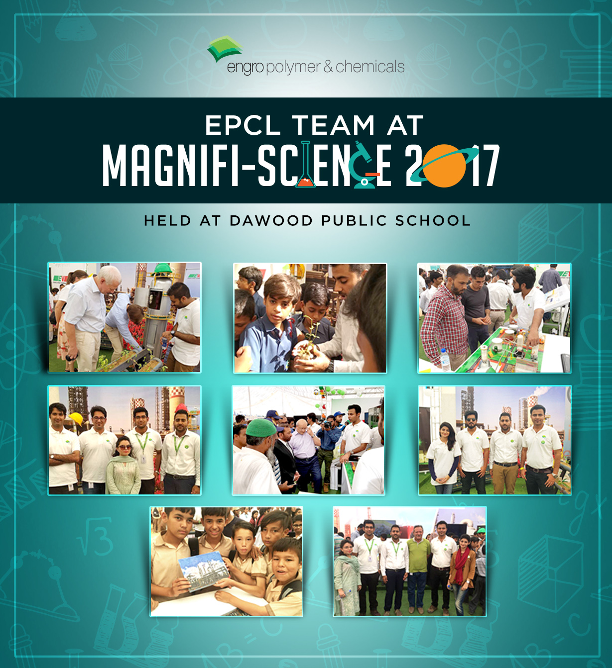 EPCL at MagnifiScience 2017